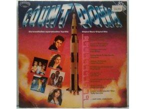 LP Various – Count Down - Die Brandheißen Superaktuellen Top-Hits