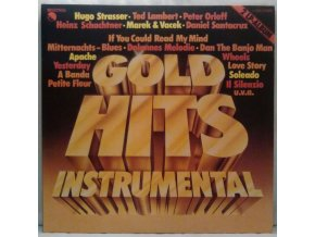 2LP Various ‎– Gold Hits Instrumental
