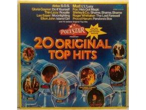 LP Various – 20 Original Top Hits, 1975