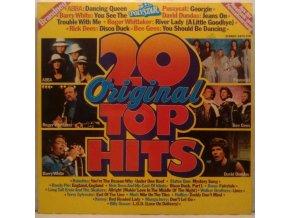 LP Various – 20 Original Top Hits, 1976