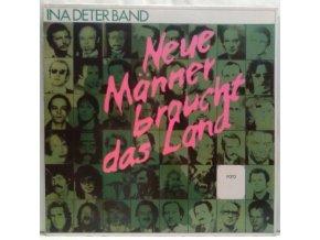 LP Ina Deter Band - Neue Manner Braucht Das Land, 1982