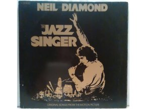 LP Neil Diamond - The Jazz Singer, 1980