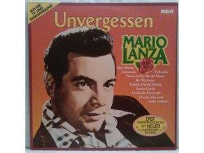 LP  Mario Lanza - Unvergessen, 1980