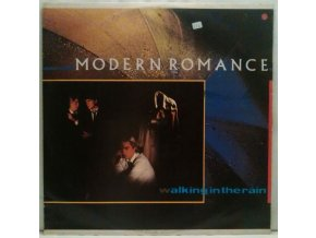 Modern Romance ‎– Walking In The Rain, 1983