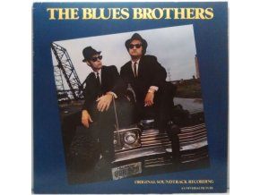 LP The Blues Brothers - The Blues Brothers (Original Soundtrack Recording)