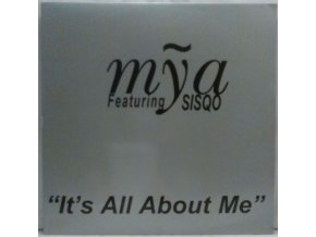 """2x12"""" Mỹa Featuring Sisqo – It's All About Me, 1998"""