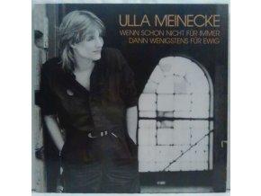 LP Ulla Meinecke – Wenn Schon Nicht Für Immer Dann Wenigstens Für Ewig, 1983