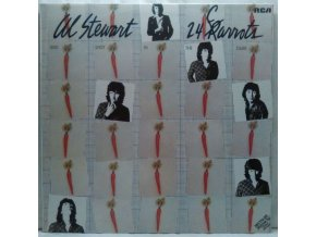 LP Al Stewart And Shot In The Dark - 24 (P)Carrots, 1980