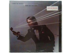 LP Chris De Burgh - Man On The Line, 1984