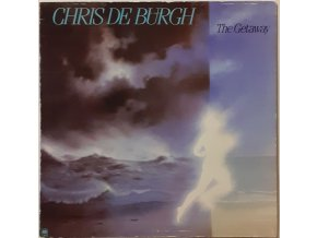 LP Chris de Burgh ‎– The Getaway, 1982