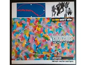 Working Week ‎– Venceremos - We Will Win, 1984