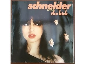 LP Helen Schneider - Schneider With The Kick, 1981