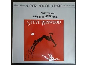 Steve Winwood ‎– Night Train, 1980