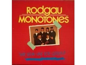 LP Rodgau Monotones – Wir Sehn Uns Vor Gericht, 1985