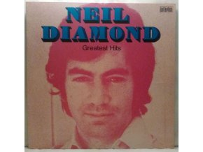 LP Neil Diamond - Greatest Hits, 1970