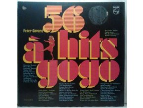 2LP Peter Covent Band - 56 Hits A Gogo