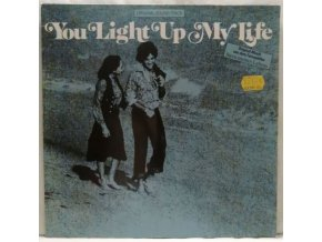 LP Joseph Brooks ‎– You Light Up My Life, 1977