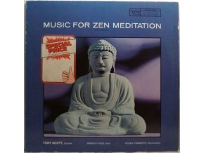 LP Tony Scott (2) · Shinichi Yuize · Hozan Yamamoto – Music For Zen Meditation (And Other Joys)