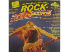 LP Various - Rock-Fire, 1980