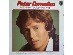 LP Peter Cornelius – Du Entschuldige - I Kenn' Di