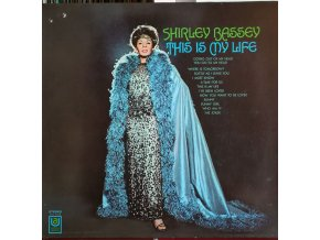 LP Shirley Bassey - This Is My Life