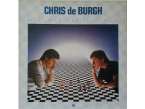 LP Chris de Burgh ‎– Best Moves, 1981