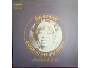 LP Ma Rainey - Down In The Basement (A Third Collection Of Classic Performances By The Legendary Mother Of The Blues] 1971