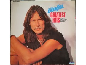 LP Frank Duval - Greatest Hits, 1986