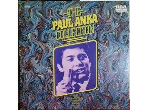 2LP Paul Anka - The Paul Anka Collection, 1974