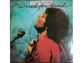 LP Cliff Richard - Wired For Sound, 1981