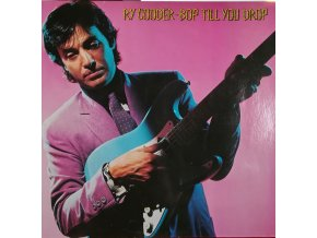 LP Ry Cooder ‎– Bop Till You Drop