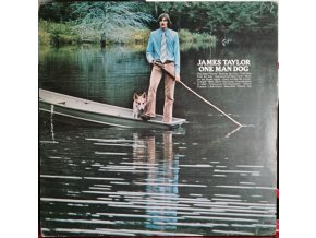 LP James Taylor - One Man Dog, 1972