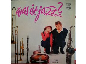 LP Joachim-Ernst Berendt - Was Ist Jazz, 1958