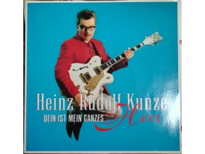 LP Heinz Rudolf Kunze – Dein Ist Mein Ganzes Herz, 1985