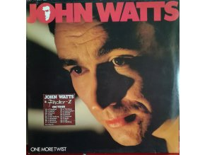 LP John Watts - One More Twist, 1982