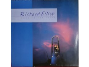LP Richard Elliot - Take To The Skies, 1989