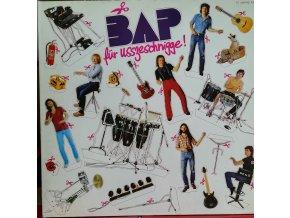 LP BAP – Für Usszeschnigge! 1981