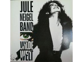 LP Jule Neigel Band – Wilde Welt, 1990