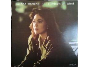 LP Juliane Werding - Stimmen Im Wind, 1988