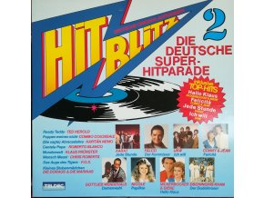 LP Various - Hit Blitz 2, 1982