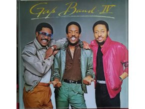LP The Gap Band - Gap Band IV, 1982