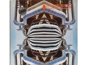 LP The Alan Parsons Project - Ammonia Avenue, 1984