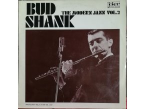 LP Bud Shank - The Modern Jazz Vol. 2, 1967