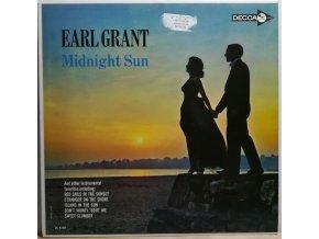 LP Earl Grant – Midnight Sun, 1962