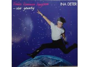 LP Ina Deter – Frauen Kommen Langsam – Aber Gewaltig, 1986
