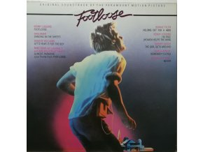 LP Various ‎– Footloose (Original Motion Picture Soundtrack) 1984