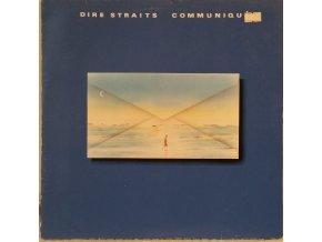 LP Dire Straits - Communiqué, 1979