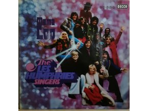 LP The Les Humphries Singers - Mama Loo, 1973