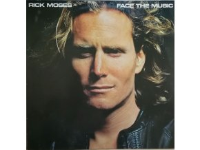 LP Rick Moses  ‎– Face The Music, 1979