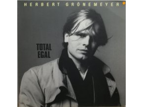 LP Herbert Grönemeyer - Total Egal, 1982